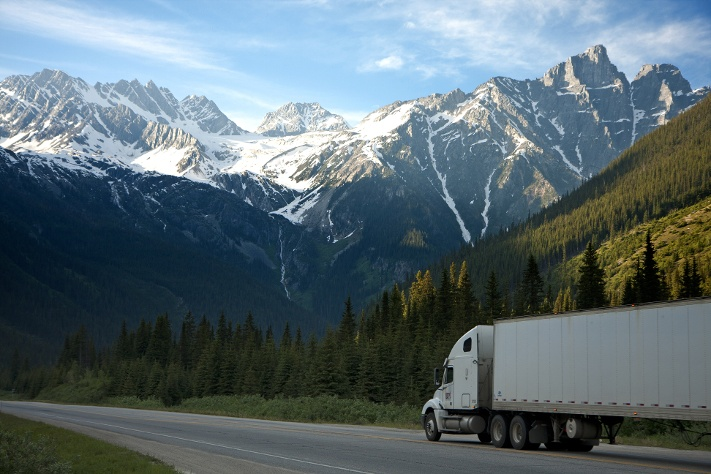 Commercial Truck Collisions: Who's At Fault?