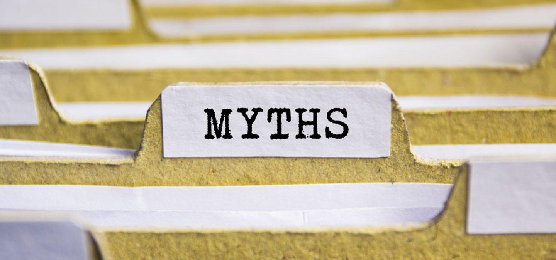 PERSONAL INJURY MYTHS