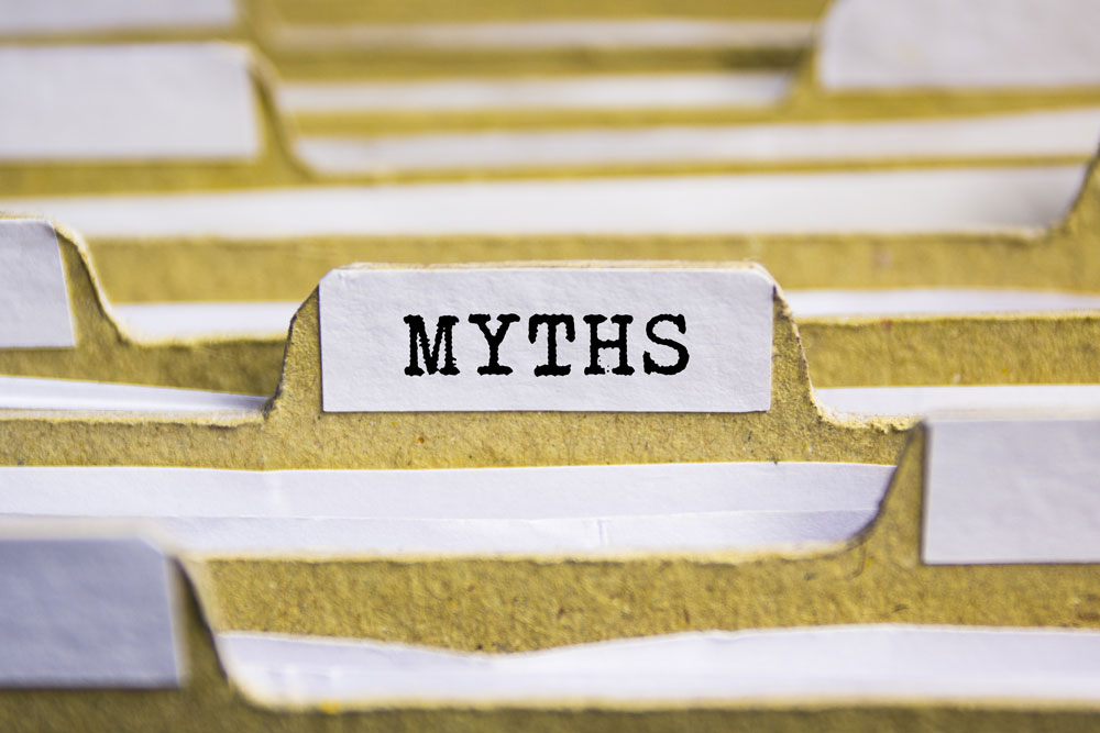 Personal Injury Myths | Different Personal Injury Cases